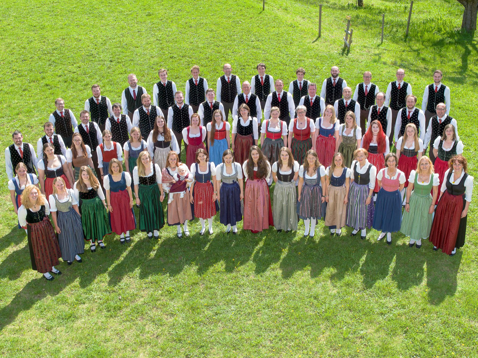 Chor der Kärntner in Graz