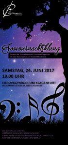 CHORisma Klagenfurt - Sommerkonzert @ Klagenfurt: Europagymnasium | Klagenfurt | Carinthia | Austria