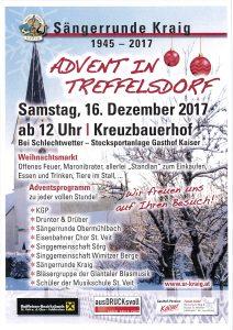 Sängerrunde Kraig - Advent in Treffelsdorf @ Treffelsdorf: Kreuzbauerhof | Treffelsdorf | Kärnten | Austria