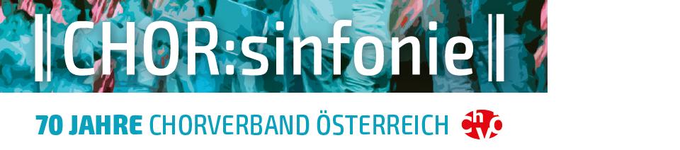 Chorverband Österreich 70 Jahre